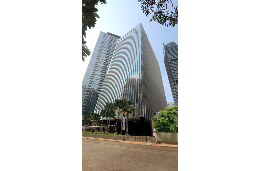 Sudirman 7.8 Tower 1 Facade